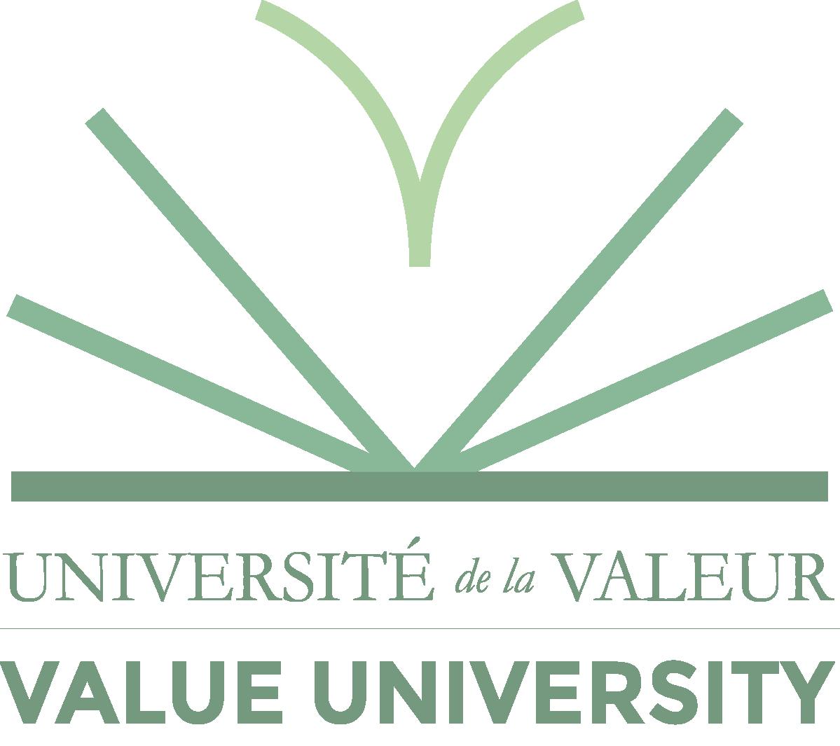 Logo Université de la valeur